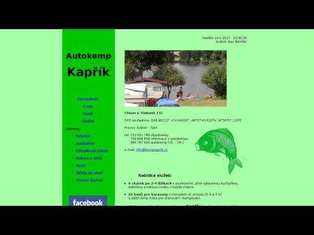 www.kempkaprik.cz