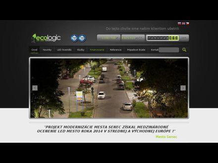 www.ecologic.sk