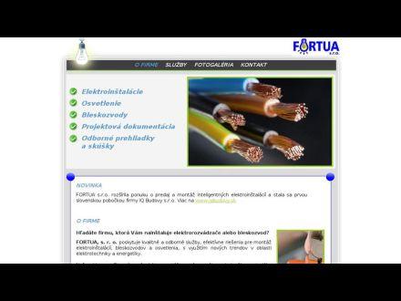 www.fortua.sk