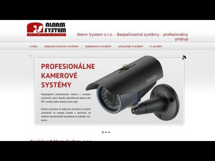 www.alarmsystem.sk