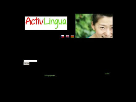 www.activlingua.cz