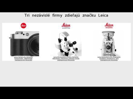 www.leica.sk