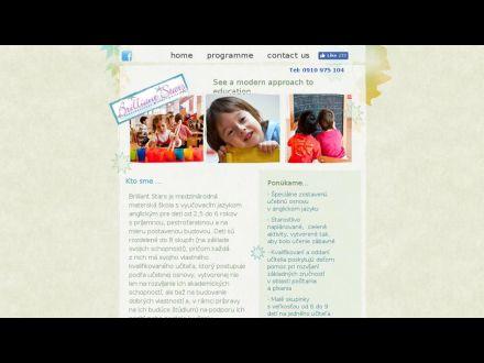 www.brilliantstars.sk