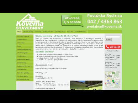 www.kovema.sk