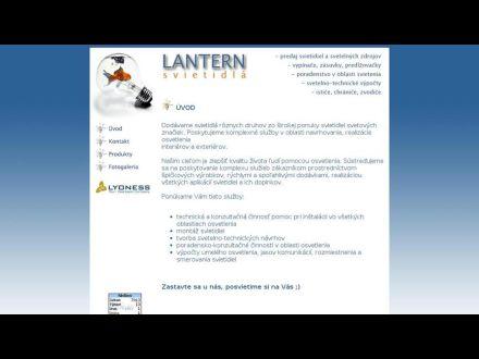 www.lantern.sk