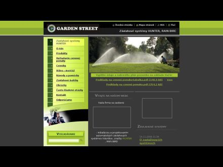 www.gardenstreet.eu