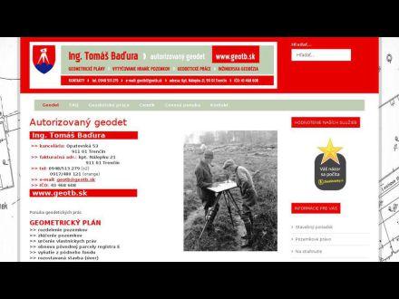 www.geotb.sk