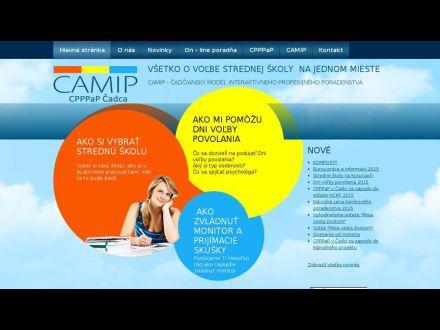 www.camip.sk
