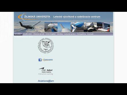 www.lvvc.uniza.sk