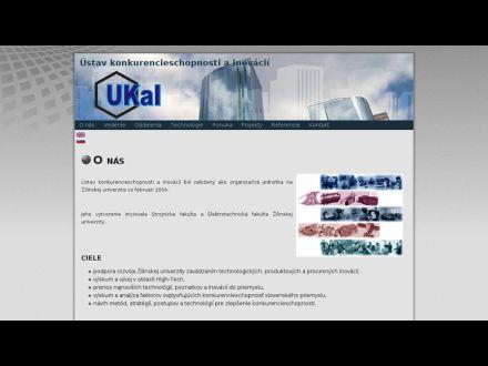 www.ukai.uniza.sk