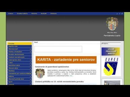 www.partizanskalupca.com