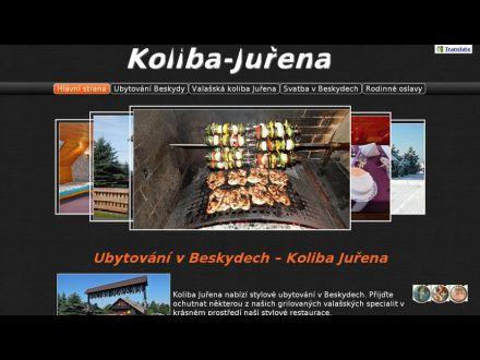 www.koliba-jurena.cz