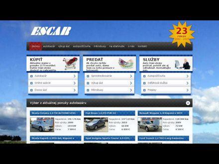 www.escar.sk