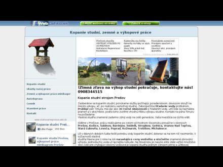 www.kopaniestudni.wbl.sk