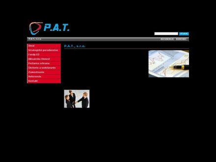www.patsro.sk