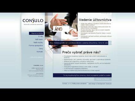 www.consulo.sk