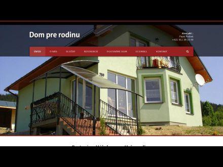 www.domprerodinu.sk