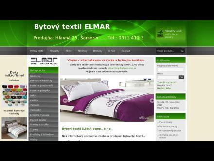 www.bytovytextilelmar.sk