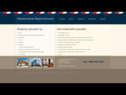www.znalec-posudok.sk
