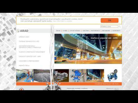 www.arad.sk
