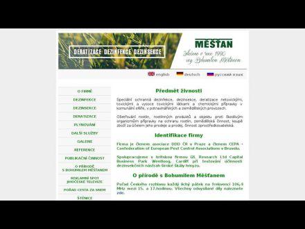 www.mestaning.cz