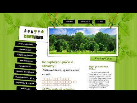 www.treemen.cz