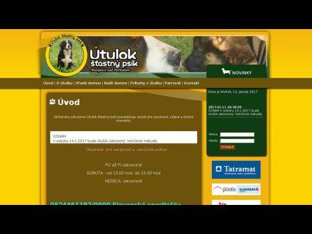 www.utulok.webing.sk