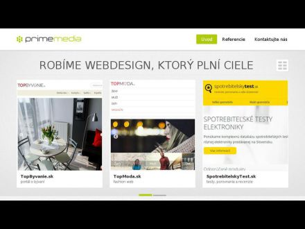 www.primemedia.sk