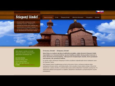 www.stiepanysindel.sk