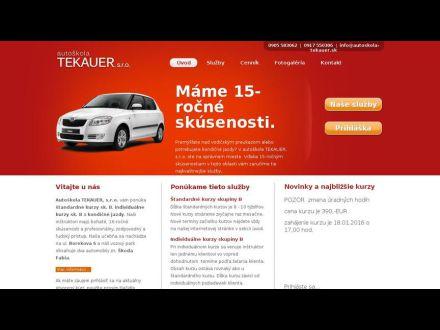 www.autoskola-tekauer.sk