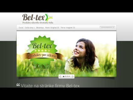 www.beltex.sk