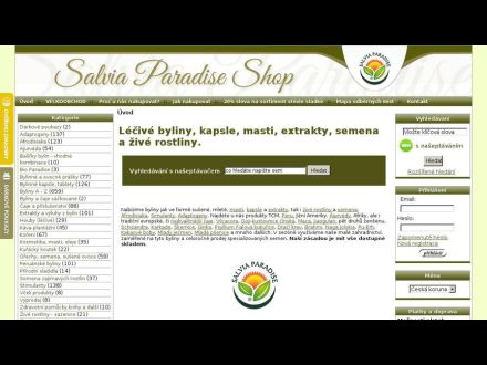 www.salviaparadise.cz