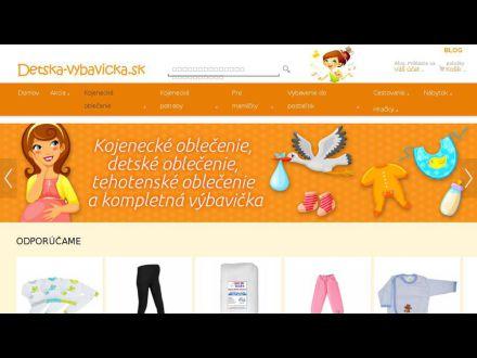 www.detska-vybavicka.sk/