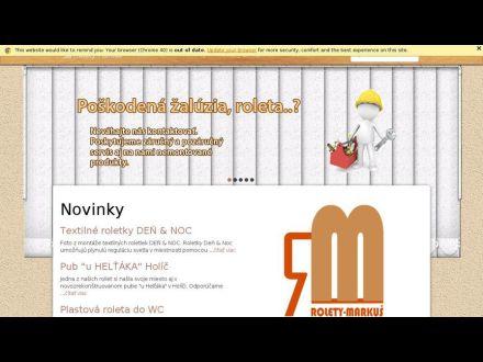 www.rolety-markus.sk/