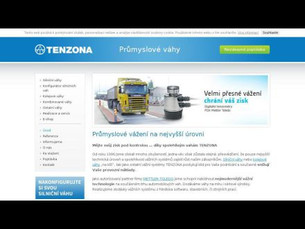 www.tenzona.cz
