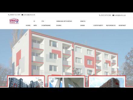 www.unicoinvest.sk