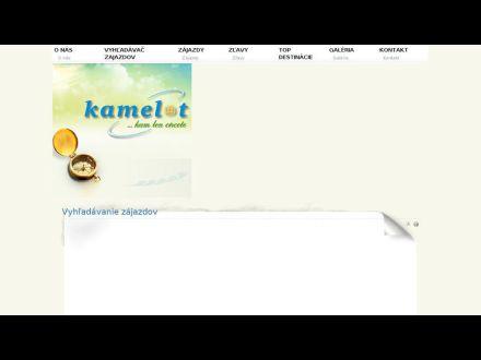 www.kamelot.sk
