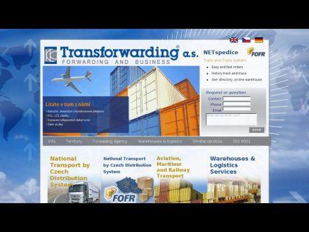 www.transforwarding.cz