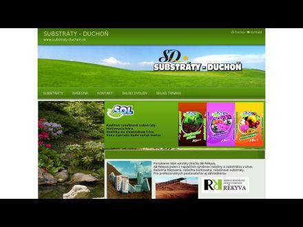 www.substraty-duchon.sk