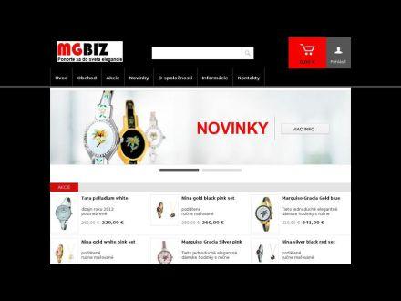 www.mg-hodinky.sk