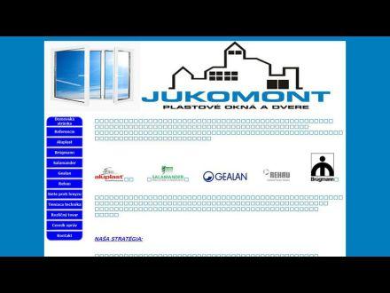 www.jukomont.sk