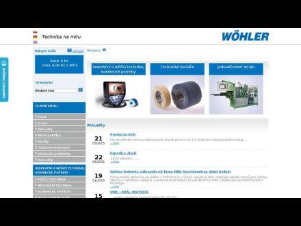 www.woehler.cz