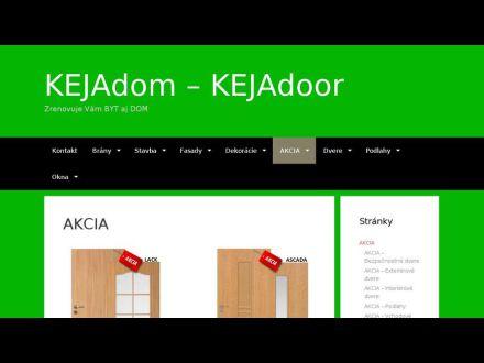 www.kejadoor.sk