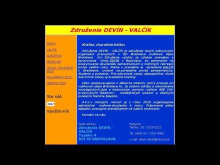 www.devin-valcik.sk