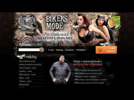 www.bikersmode.cz