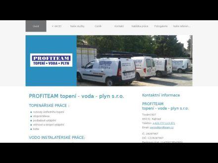 www.profiteam.cz