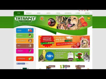 www.tatrapet.sk