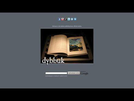 www.dybbuk.cz