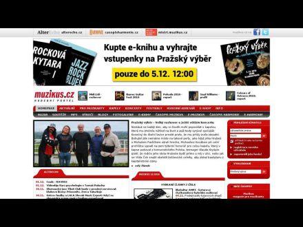 www.muzikus.cz