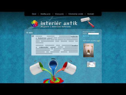 www.interierantik.sk